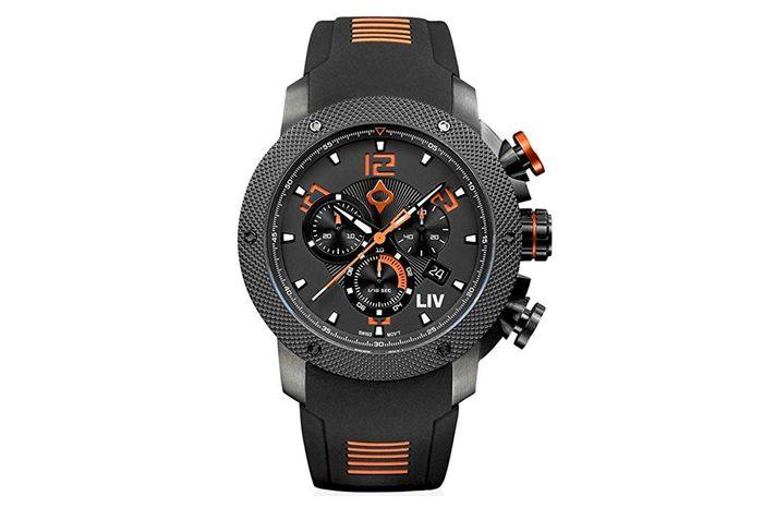 LIV GX1 Signature Orange 1210.45.110.SRB100