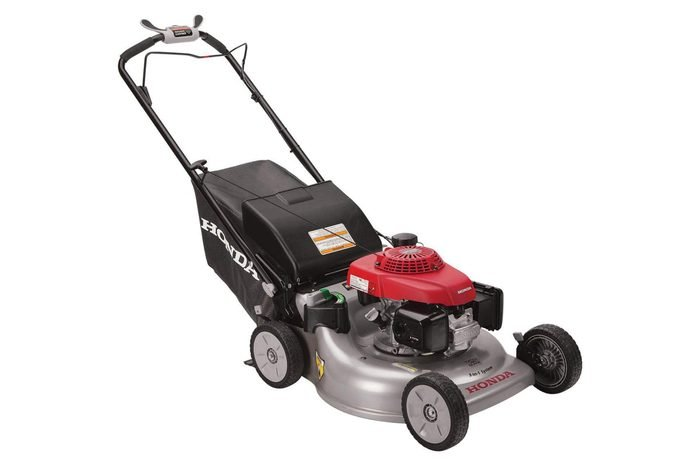 Honda HRR216K9VKA 3-in-1 Variable Speed Self-Propelled Gas Mower with Auto Choke