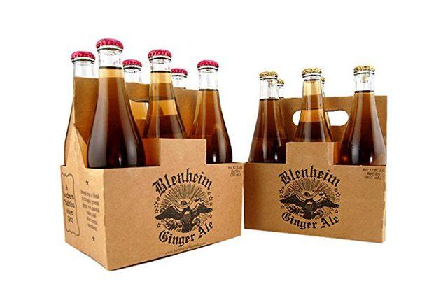 Blenheim Ginger Ale Spicy Sampler, 12 Ounce (12 Glass Bottles)