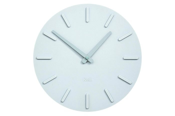 Kvell Pop Wall Clock, Clever Green