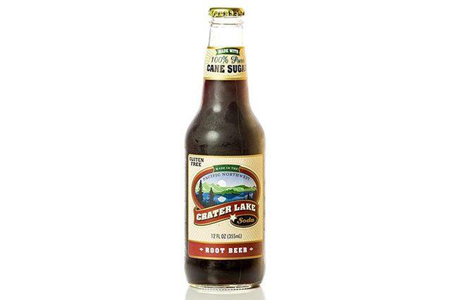 Crater Lake, Root Beer, 12 oz