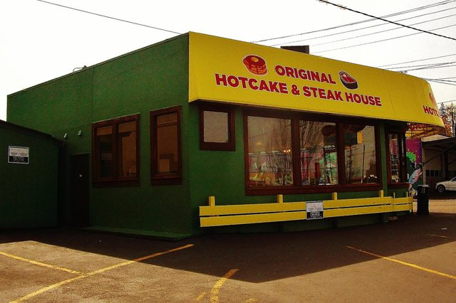 Original Hotcake House, Portland