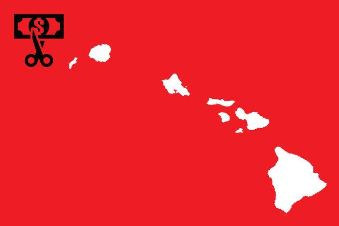 worst state taxes hawaii