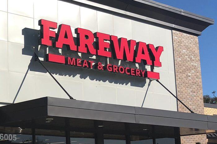 Fareway store