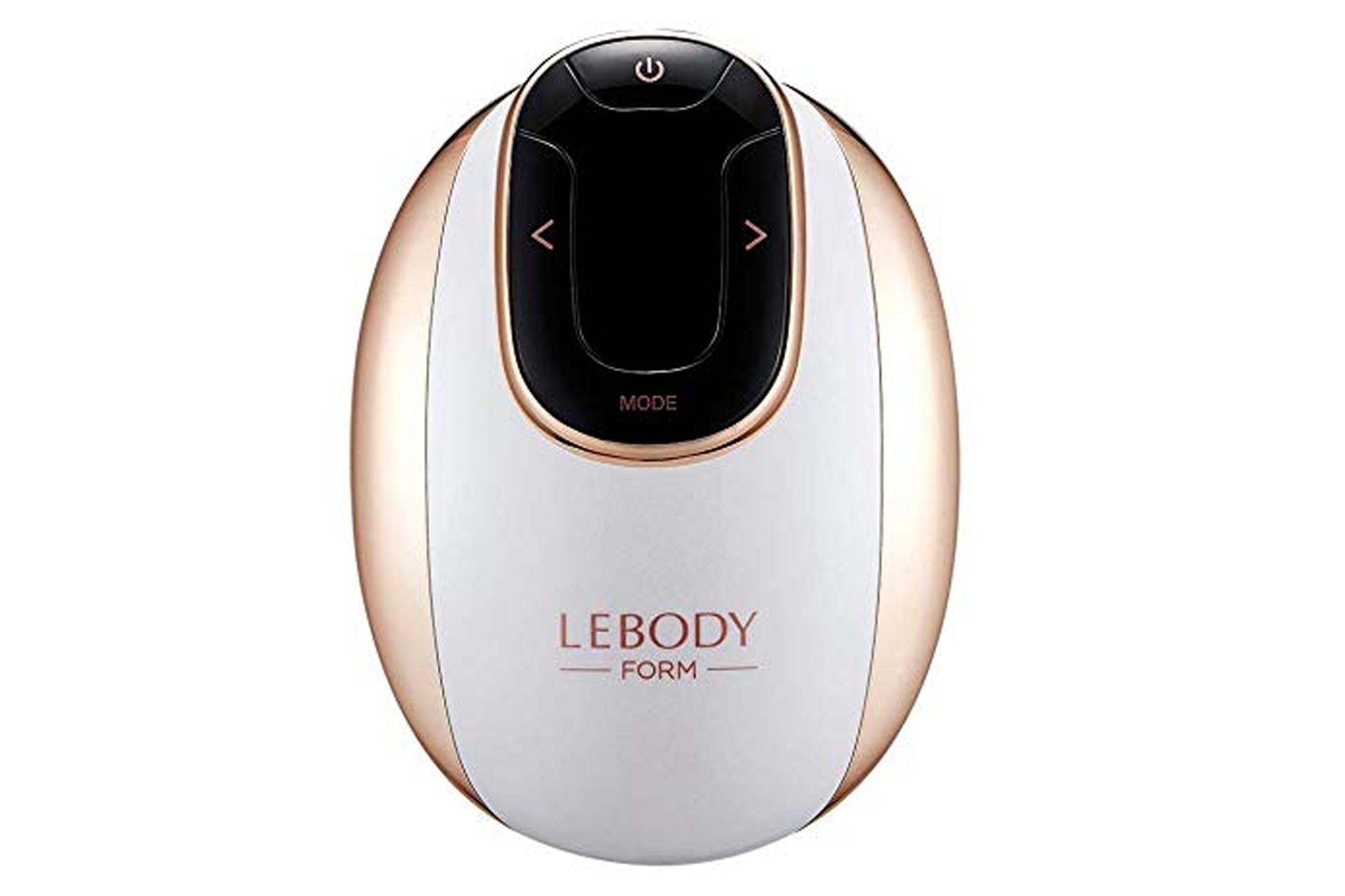 LEBODY Form White Body Massager + Massage Cream 3ea + Waist Belt + Arm Band Set