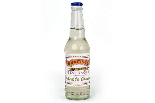 Squamscot Maple Cream (12 bottles)