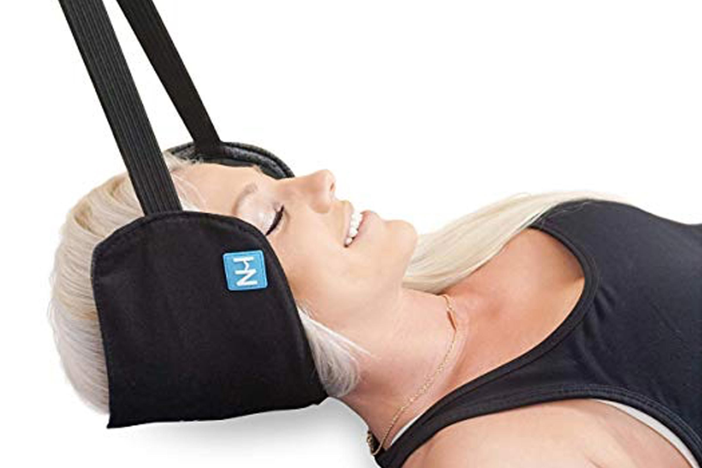 The Neck Hammock Portable Cervical Traction Device for Neck Pain Relief and Physical Therapy