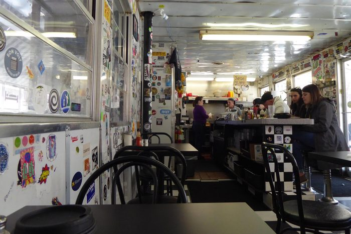 Fleetwood Diner, Ann Arbor