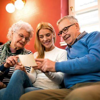 When Dad Has Dementia: 7 Secrets to Better Communication