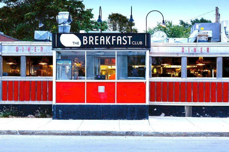 The Breakfast Club, Allston