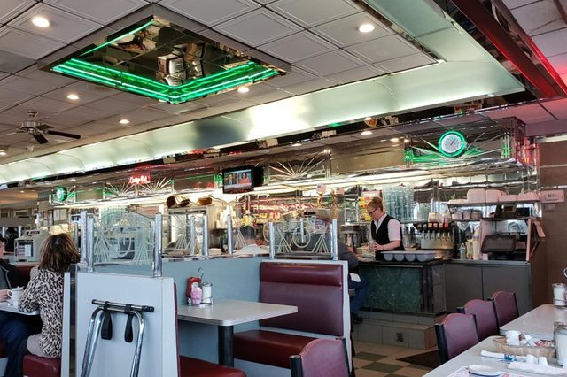 Double T Diner, White Marsh