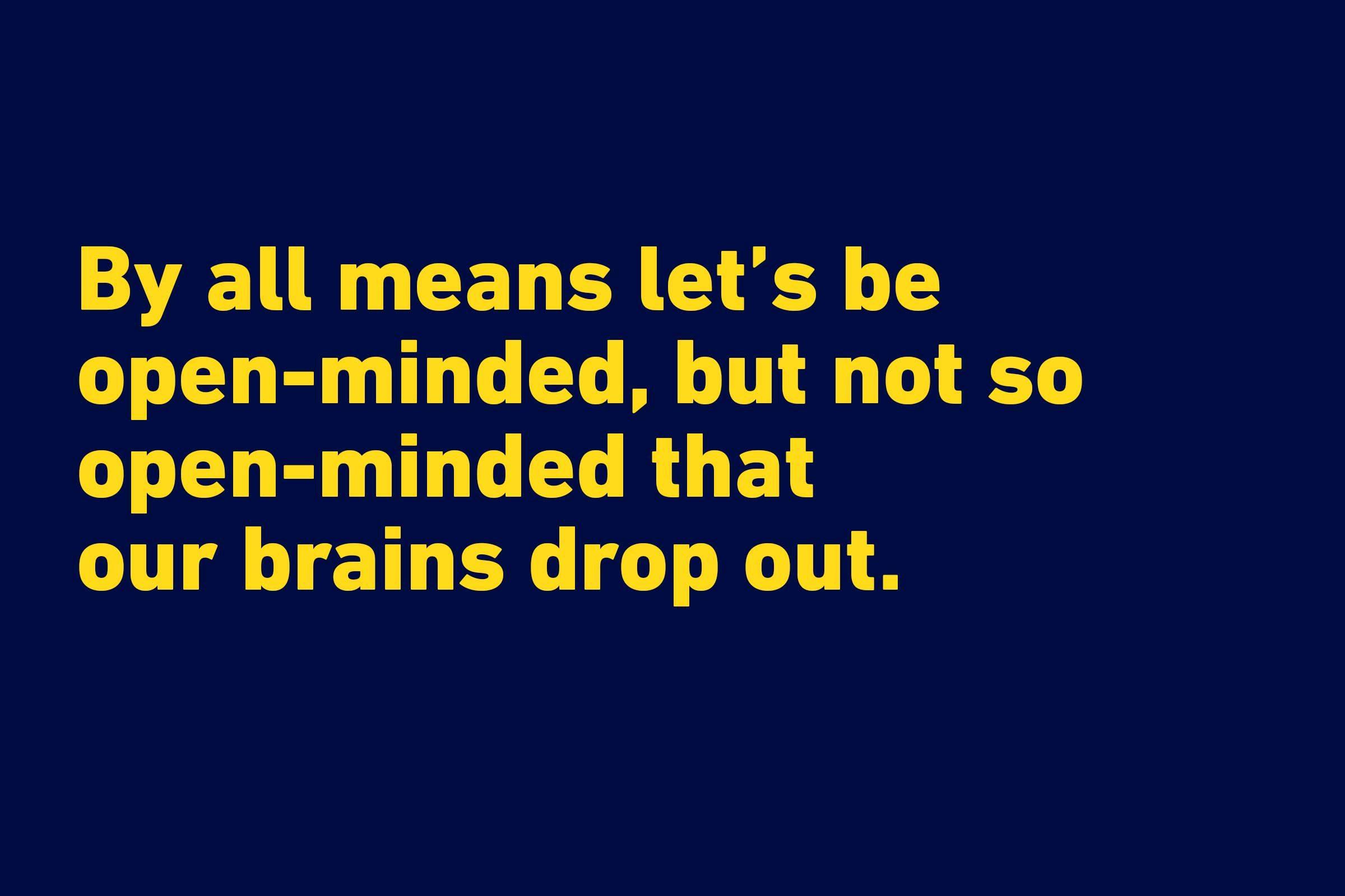 Richard Dawkins funny quote