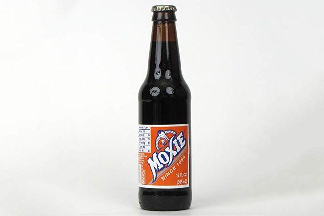 Moxie Elixir Soda, 12 Ounce (6 Bottles)