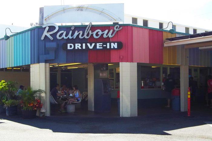 Rainbow Drive-In, Honolulu
