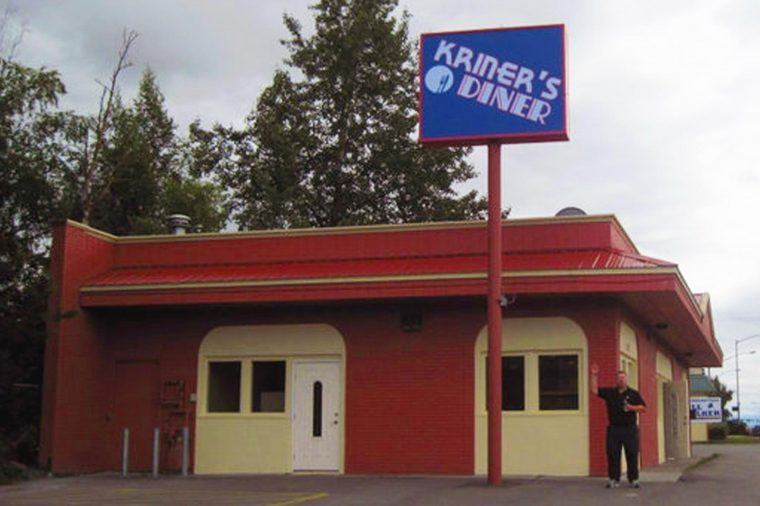 Kriner's Diner, Anchorage