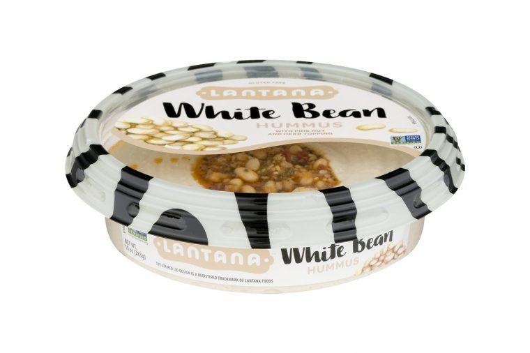 Lantana Hummus White Bean, 10.0 OZ