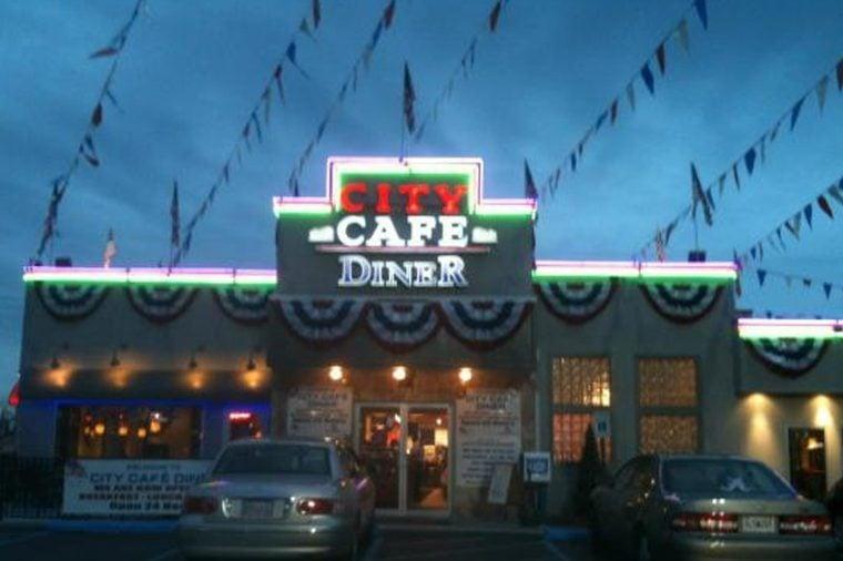 City Cafe Diner, Huntsville
