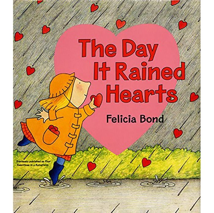 the day it rained hearts childrens book