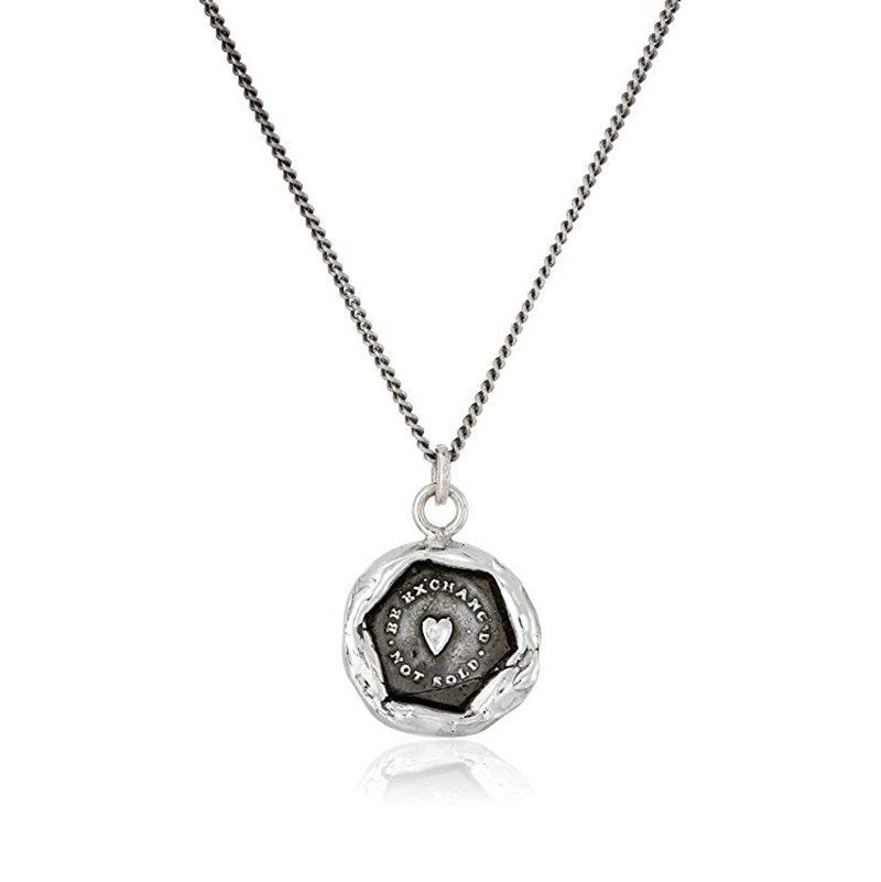 Pyrrha Real Love Talisman Necklace