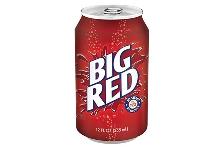 Big Red | Fridge Pack Cans | 12 fl. oz (12 Count)