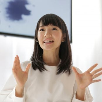 This Is Why Marie Kondo Always Wears White