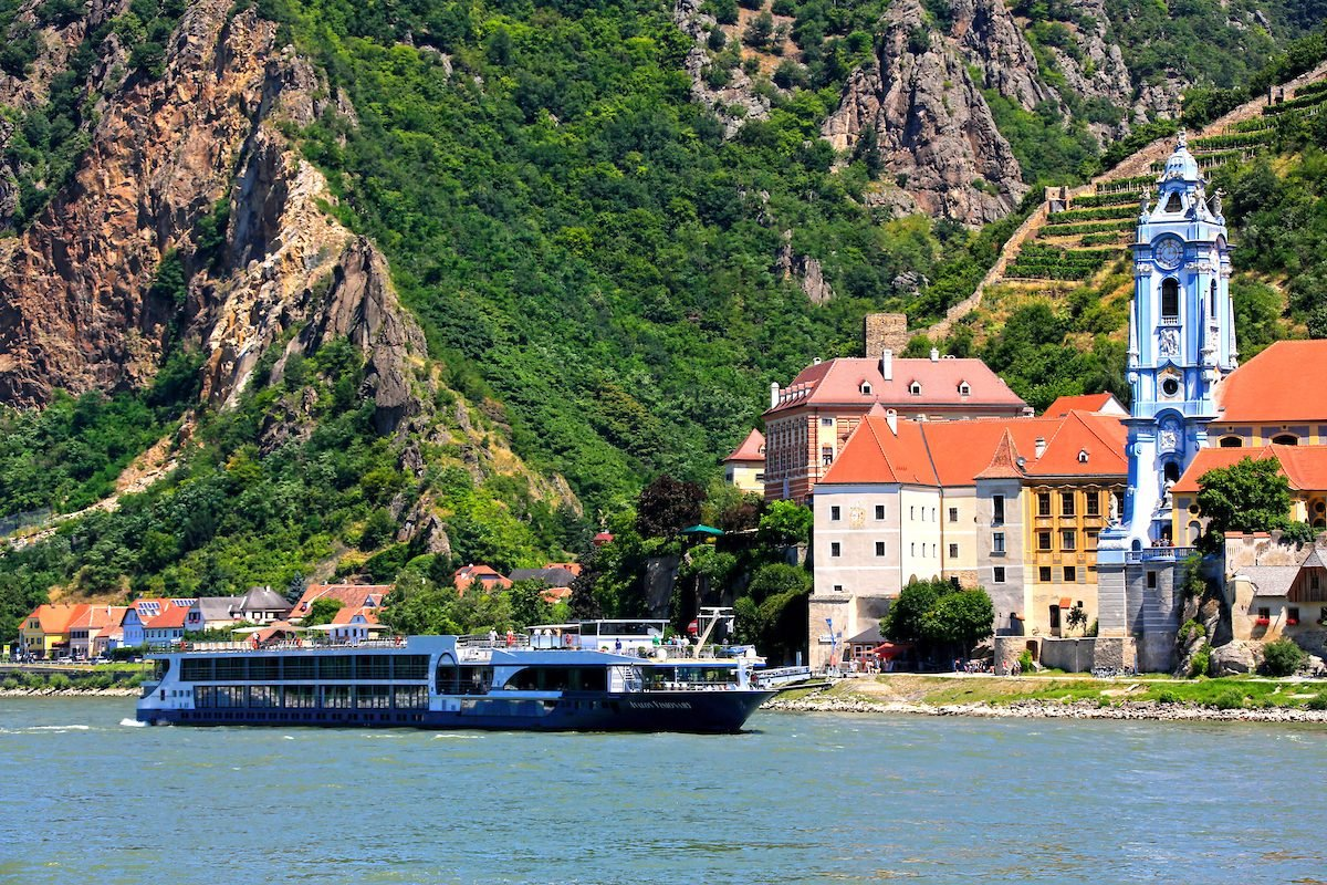 13 Most Romantic European Cruises for Couples
