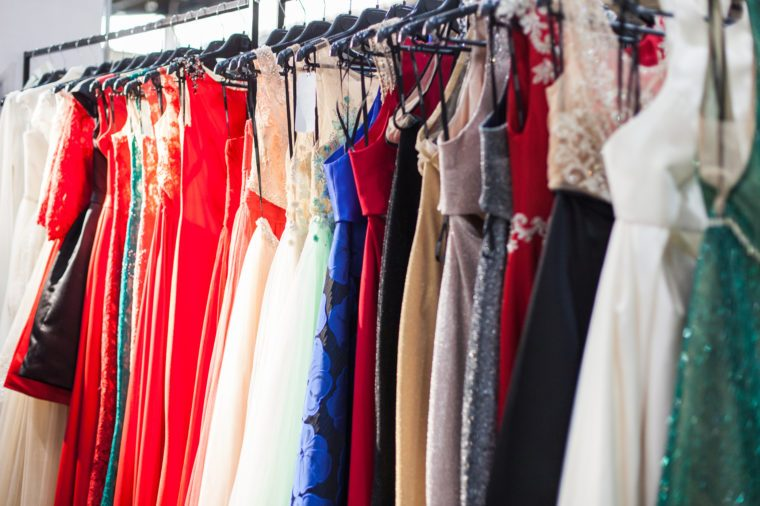 ballgowns formal attire donate