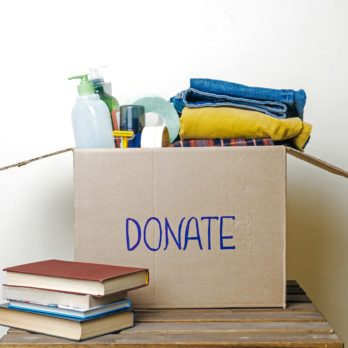 Old Stuff Day: How to Donate Practically Anything