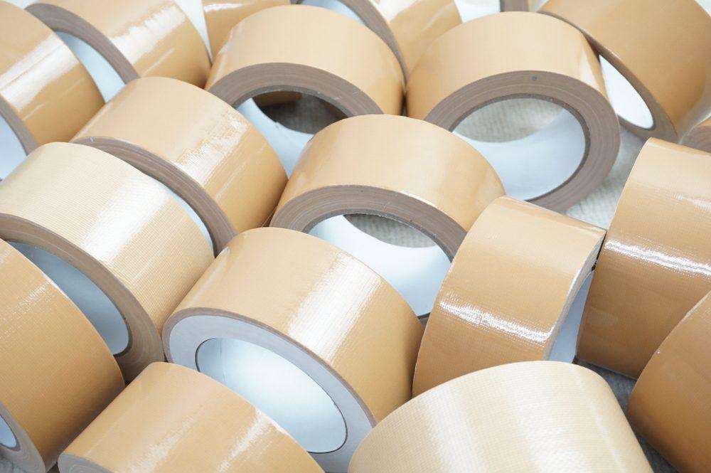 Tape round art