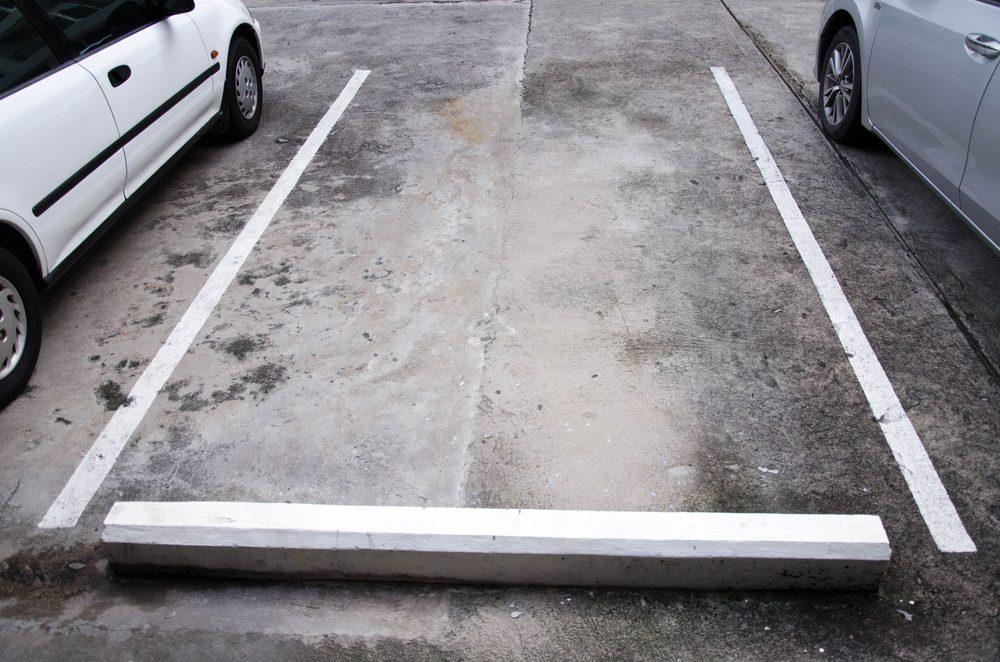 Parking spot