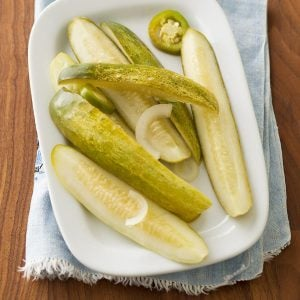 7 Mistakes Everyone Makes When Making Pickles