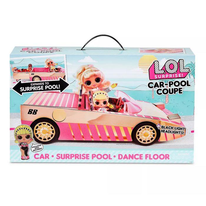 LOL toy car