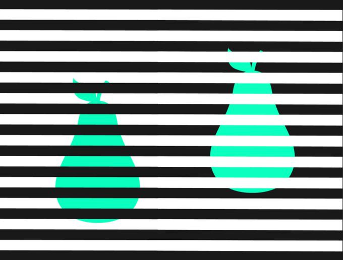 green pairs illusion 1