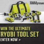 Cordless Tool Set Giveaway