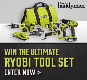 Cordless Tool Set Giveaway
