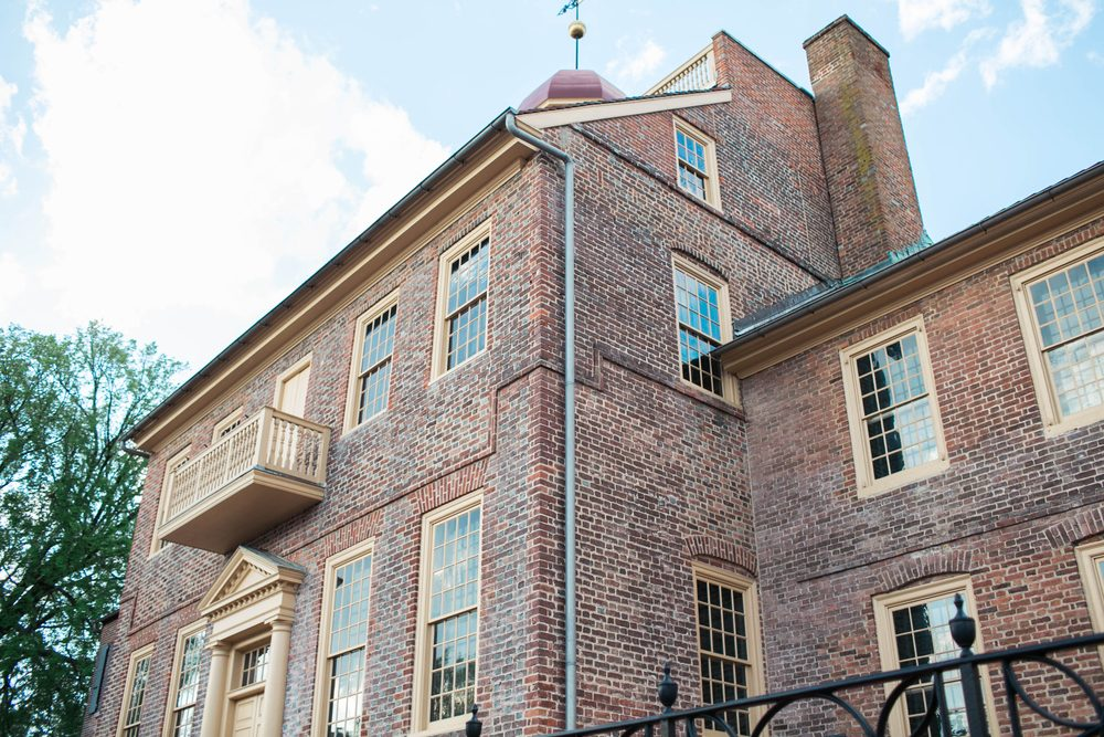 Old New Castle Court House Museum in Delaware