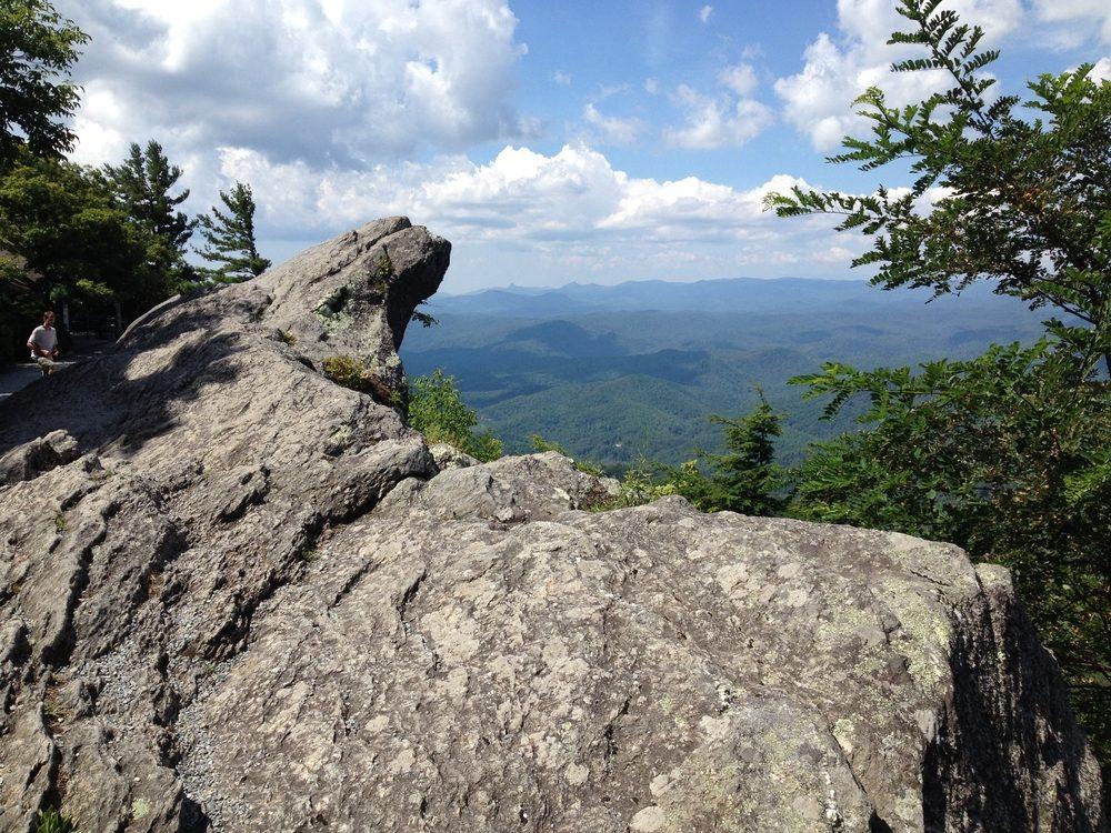 Blowing Rock North Carolina Vista