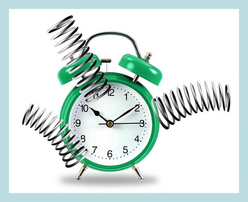 Clock Spring Forward