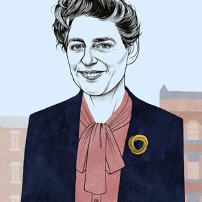 The Secretary Sylvia Bloom left $8.2million to educational programs and a scholarship fund.