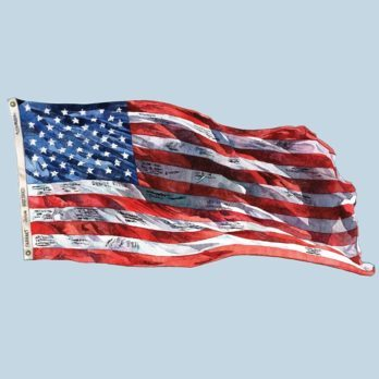 The Flag One Father Kept to Remember His Deceased Son Was Stolen. The Way He Got it Back Was a True Miracle.