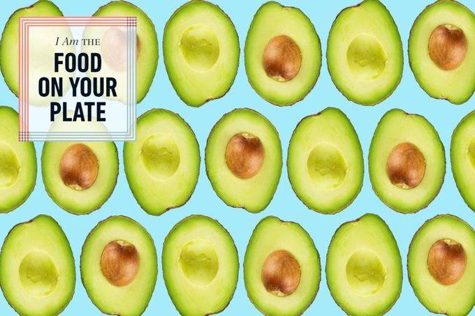 Avocados, I am the Food on Your Plate