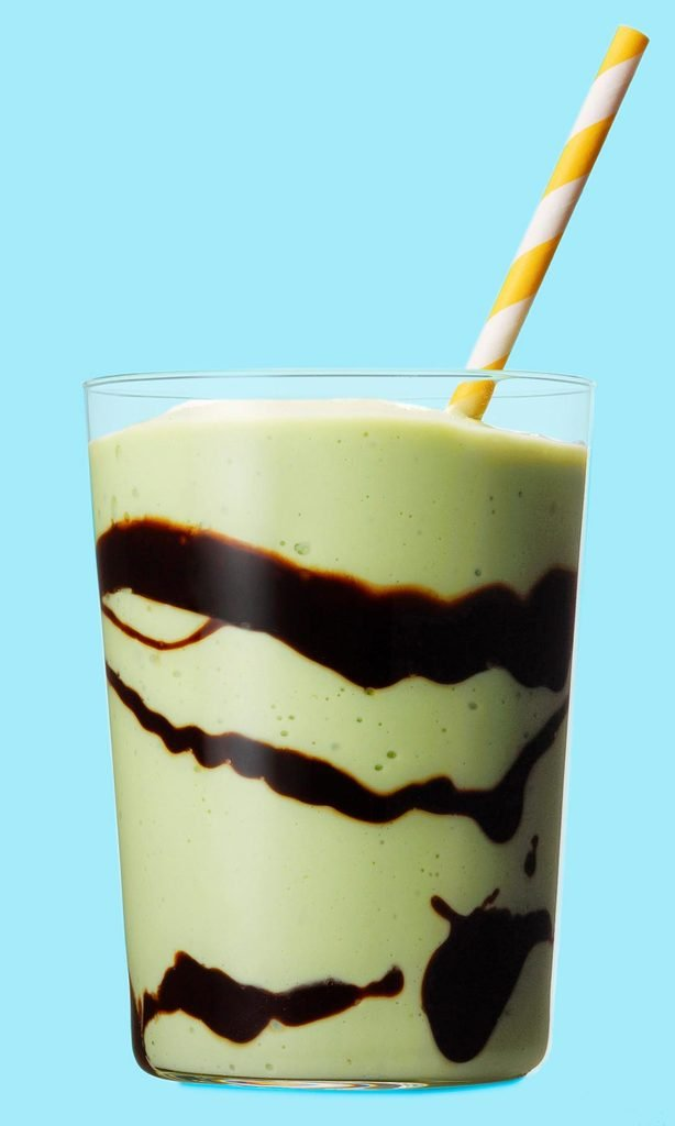 Avocado-Coffee Smoothie