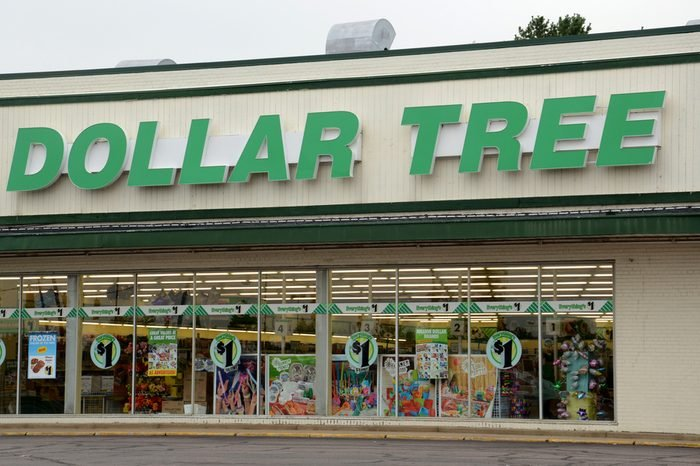 ANN ARBOR, MI - AUGUST 24: Dollar Tree, whole Ann Arbor store is shown on August 24, 2014, is in a bidding war for Family Dollar, a rival.