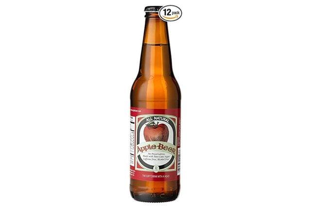 "APPLE BEER FROM UTAH""The Original"", 12-Ounce Glass Bottle (Pack of 12)"