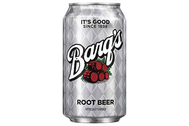 Barq's Root Beer Soda, 12 Ounce (12 Cans)
