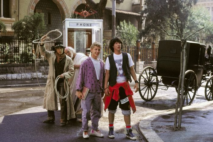 Bill and Ted's Excellent Adventure - 1989