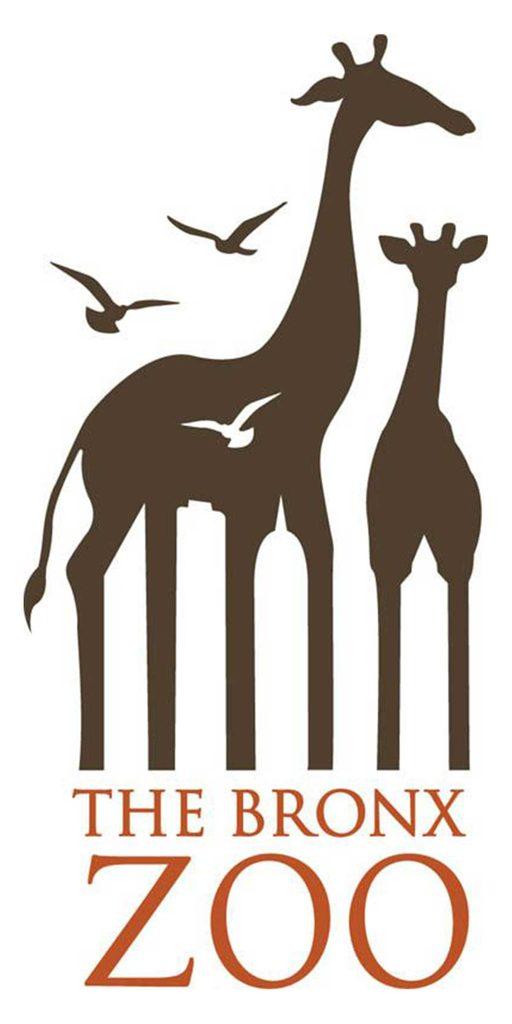 the bronx zoo logo