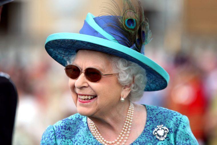 Buckingham Palace Garden Party, London, UK - 31 May 2018