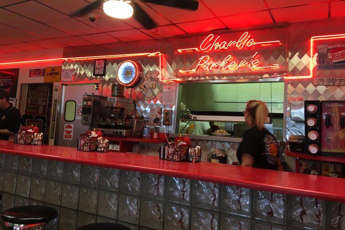 Charlie Parker's Diner, Springfield
