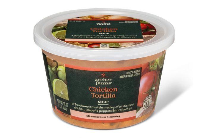 Chicken Tortilla Soup 16oz - Archer Farms